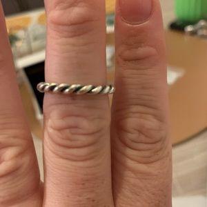 Brand New Pandora Intertwined Ring